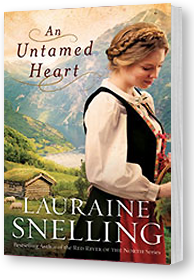 An Untamed Heart by Lauraine Snelling