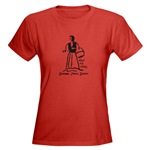 "Ingeborg ""Blessed to Be a Blessing"" Red T-Shirt"